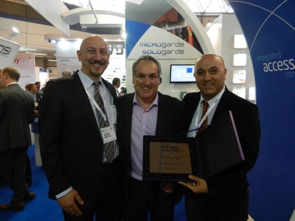 NFS Teknoloji 2013 TDSI Ödülü