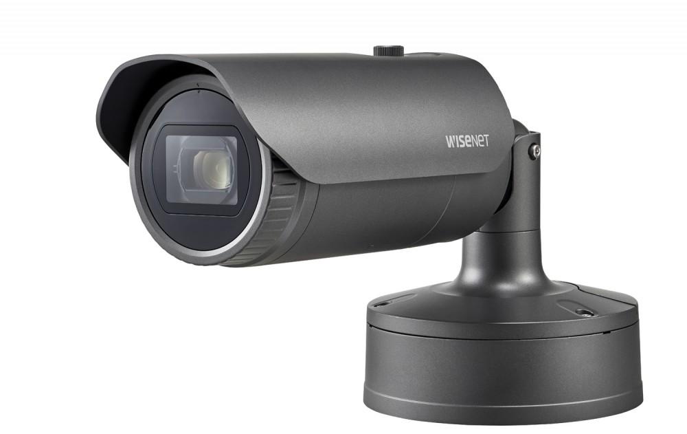 Hanwha Techwin küçük saha yönetimi için Wisenet Grup ANPR kameralarını piyasaya sürdü