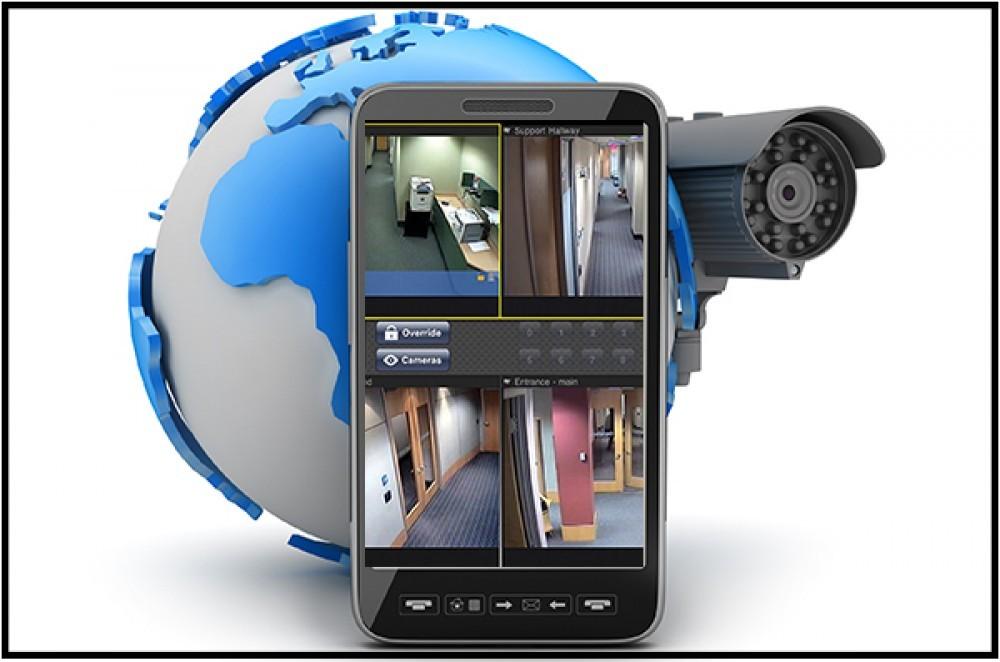 IP Kameraları Uzaktan İzleme
