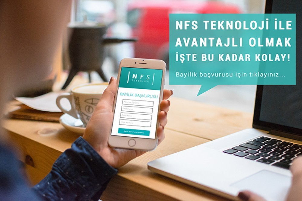 NFS TEKNOLOJİ BAYİLİK BAŞVURUSU