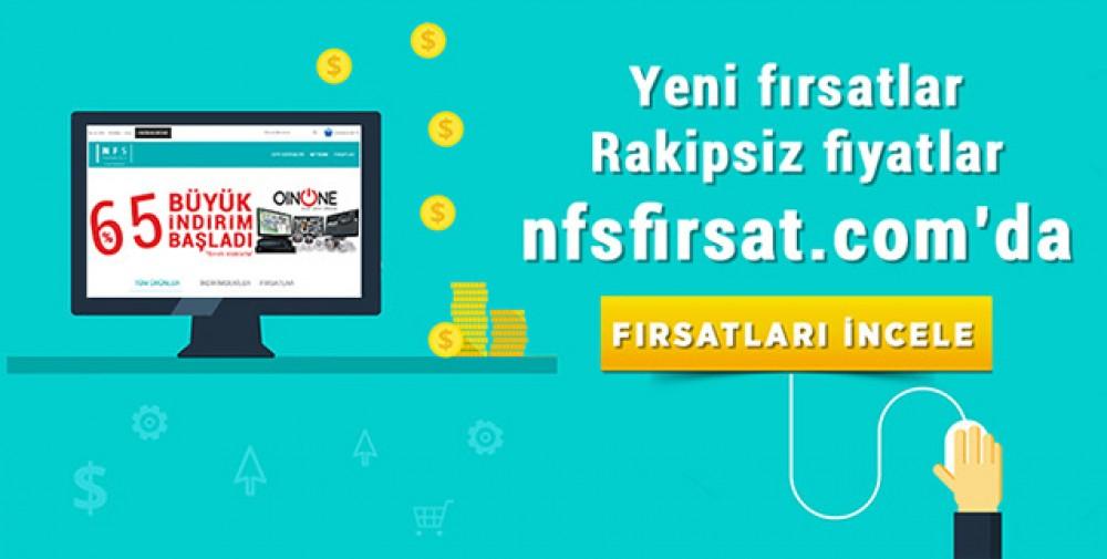 Yeni Fırsatlar, Rakipsiz Fiyatlar nfsfirsat.com'da
