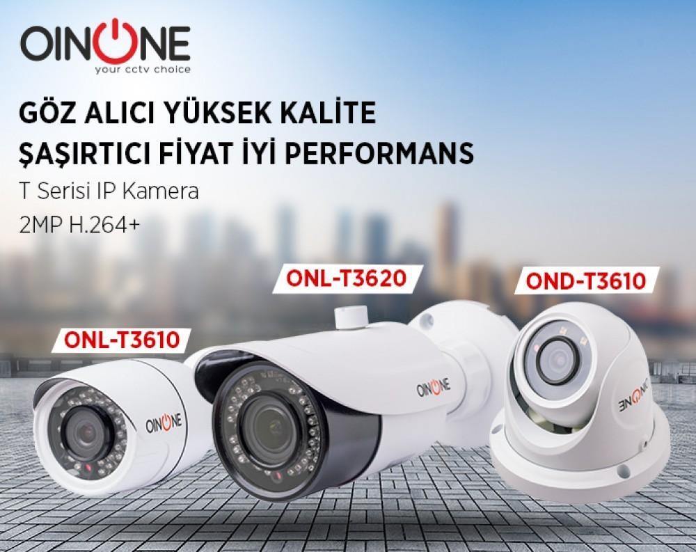 Oinone T Serisi IP Kamera