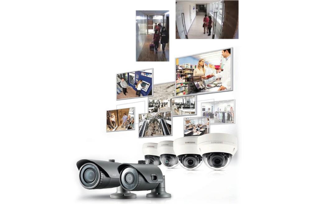 SAMSUNG CCTV | SAMSUNG KAMERA