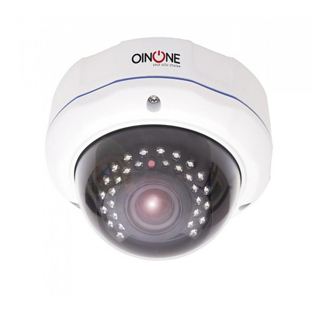 2MP IP IR Vandal Dome Kamera