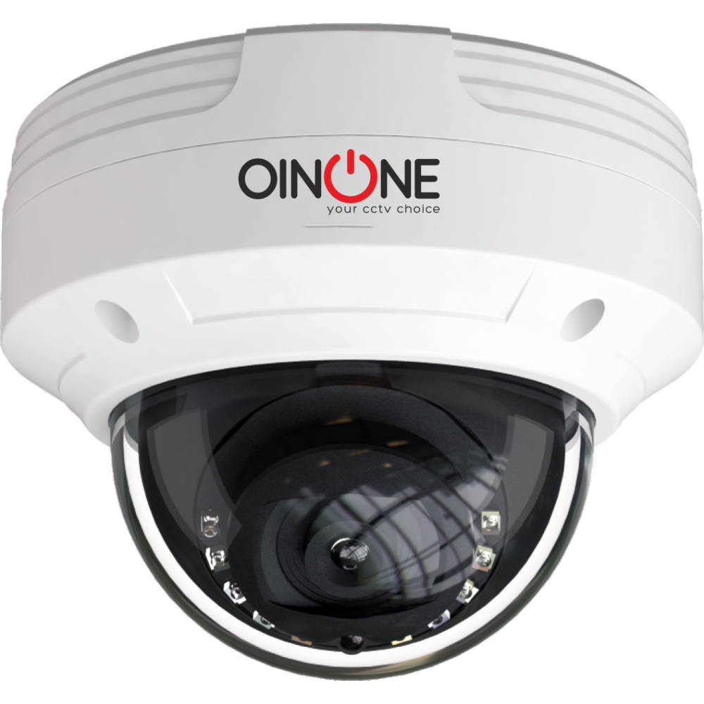 4 MP IP IR Dome Camera