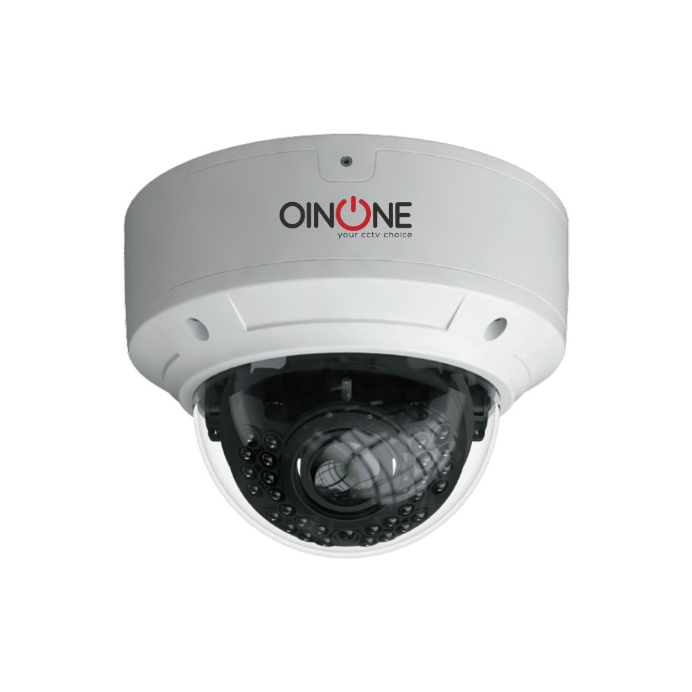 5MP IP IR Water-proof  Motorized Zoom  Dome Camera