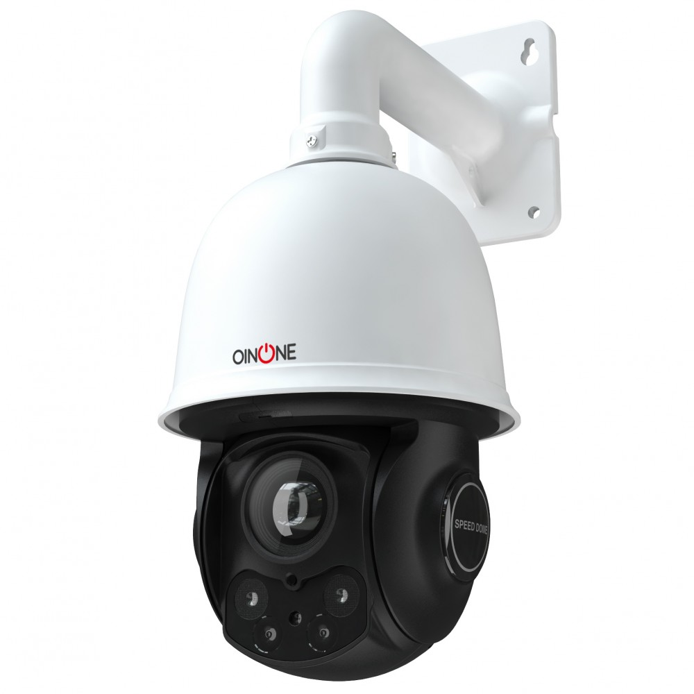 3 MP Network IR HD Pan Tilt Zoom Dome Camera