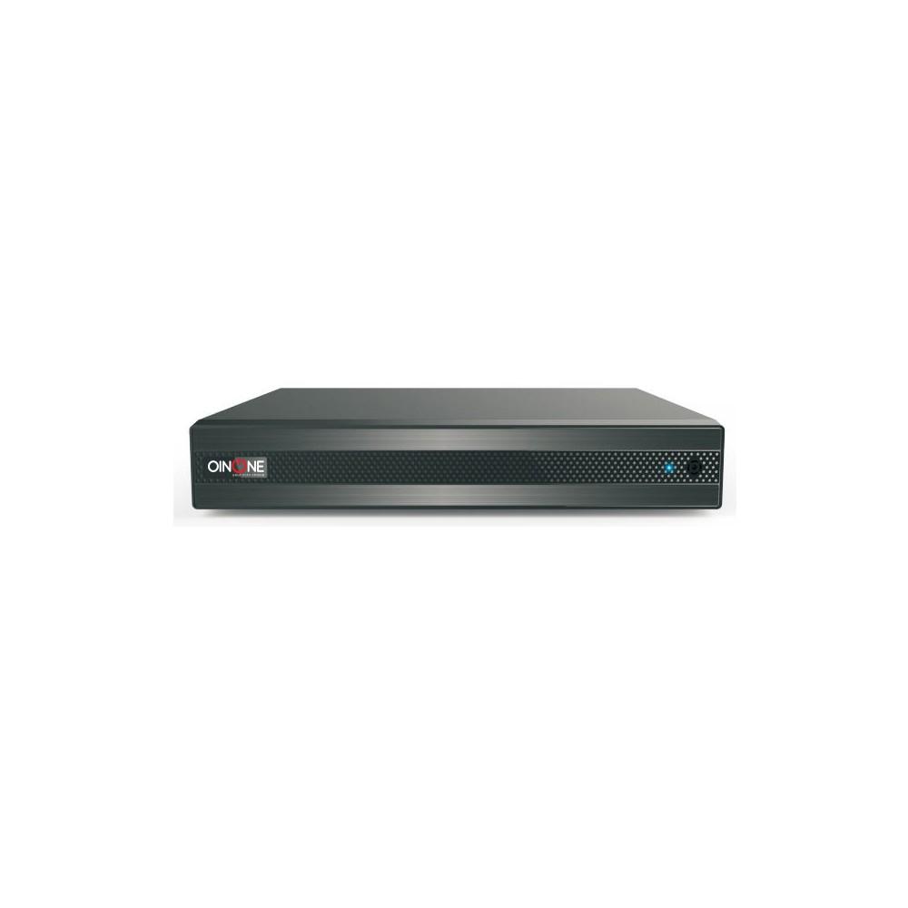 16 Kanal AHD Dijital Kaydedici (DVR)