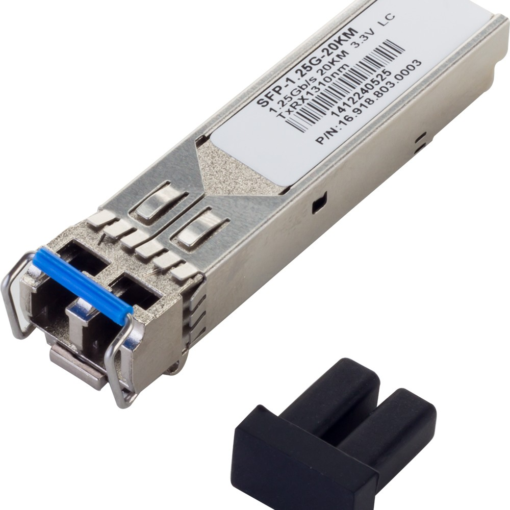 SFP Optical Module, 1.25G Double Optical Fiber 20km