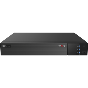 Up to 8MP 16 Kanal PoE NVR