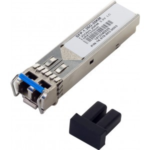 SFP + Optical Module,  10G single mode  dual fibers(duplex-LC) 10Km