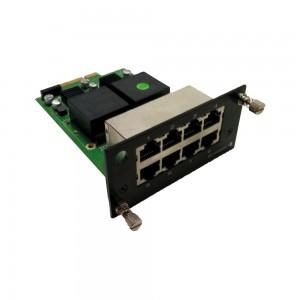 8 Port 1000Base-T Modül