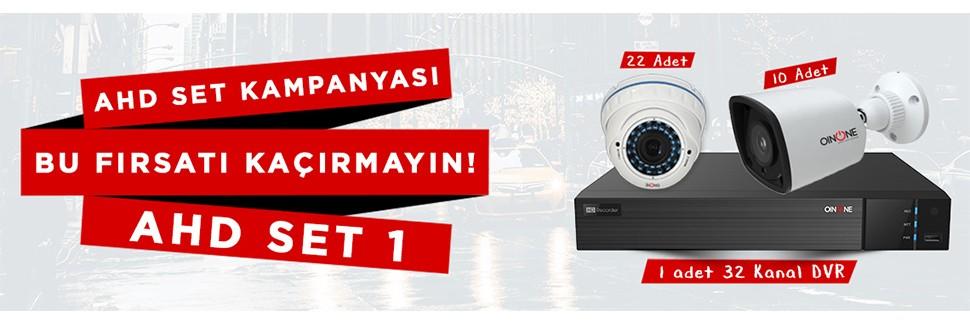 AHD Kamera Kampanyası